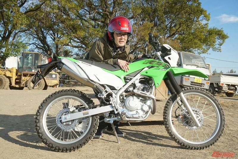 KLX230というバイクに真剣に向き合ってみませんか?