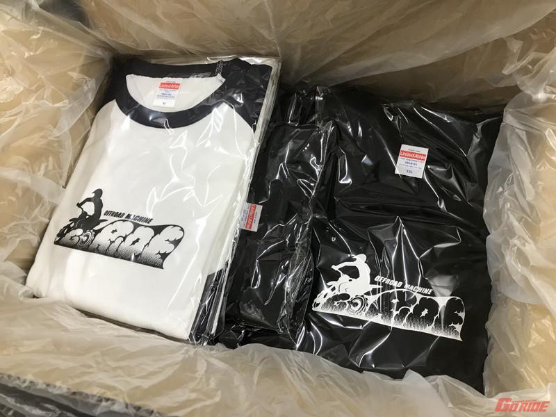 '21NEW ゴー・ライド オリジナル ロングTシャツ2バージョンが発売!!