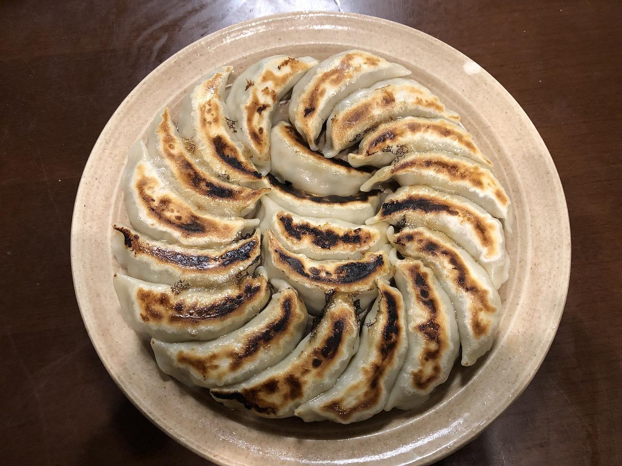 マナブ餃子