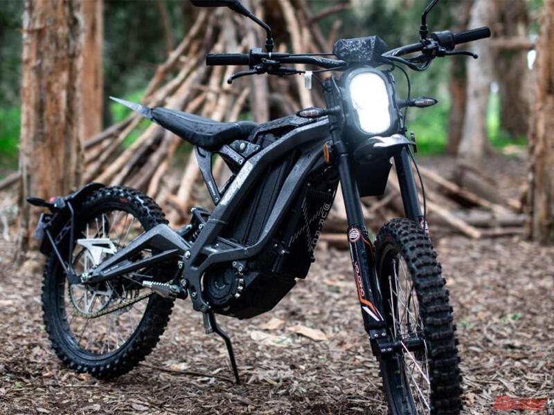 あの電動バイク『サーロン』が見れます&乗れます!!